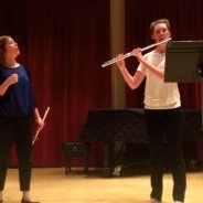 BSU Honor Flute Choir and Masterclass
